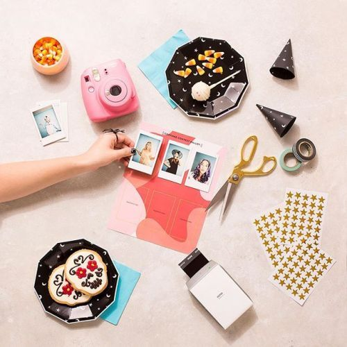 Check out @britandco article 16 Lazy-Girl Halloween Party Ideas You Can Totally DIY featuring Instax Mini 9 and SP-2 printer to create a photo voting ballot for the best costume at your #Halloween2017 Party. This hack will make picking a winner memorable for everyone! #MyInstax via Fujifilm on Instagram - #photographer #photography #photo #instapic #instagram #photofreak #photolover #nikon #canon #leica #hasselblad #polaroid #shutterbug #camera #dslr #visualarts #inspiration #artistic…