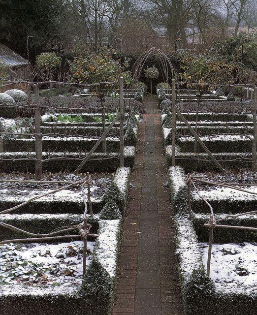 65 Best Potager Gardens Images On Pinterest: 42 Best Edible Formal Garden Spaces Images On Pinterest