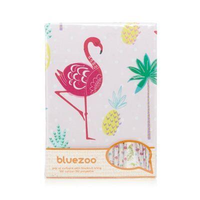 bluezoo Fruity curtains   Debenhams