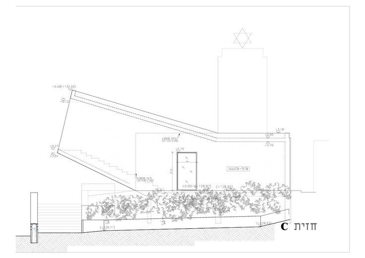 Galería de Nesher Memorial / SO Architecture - 19