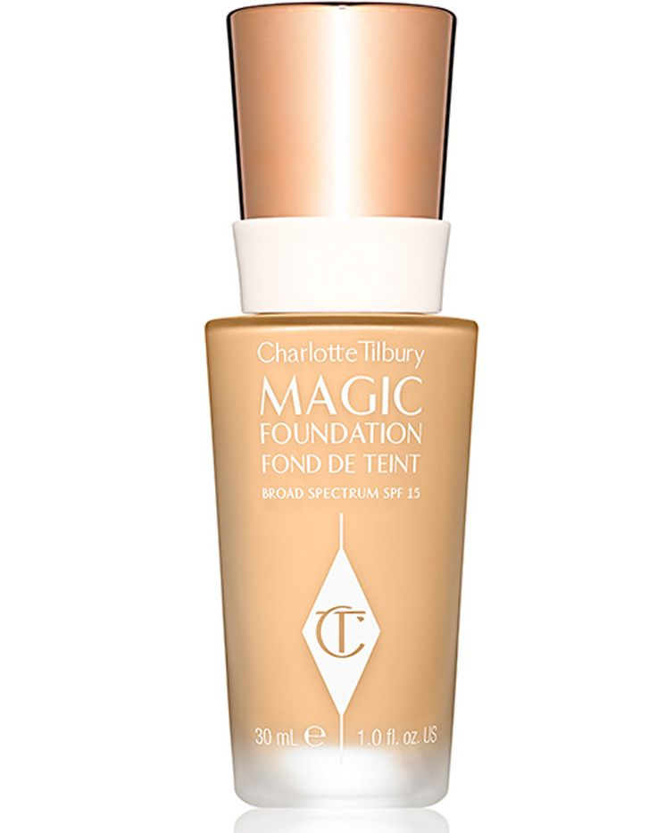My favorite foundation of all time! This is the only foundation I can wear that gives me medium to full coverage without causing me to breakout!