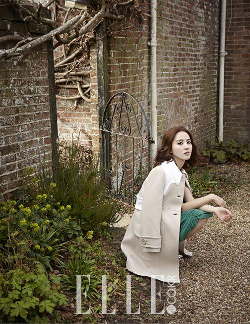 Han Hye Jin - Elle Magazine February Issue '14