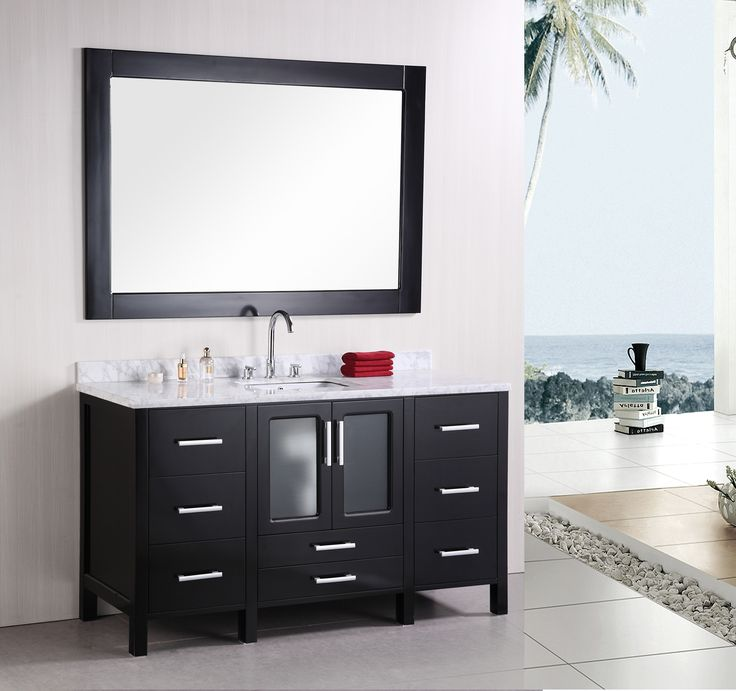 Modern Single Sink Bathroom Vanities 116 best modern bathroom vanities images on pinterest | james