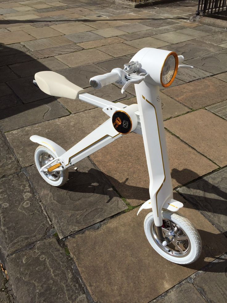 Evolution Transporter, the coolest most innovative folding electric bike......Awesome!