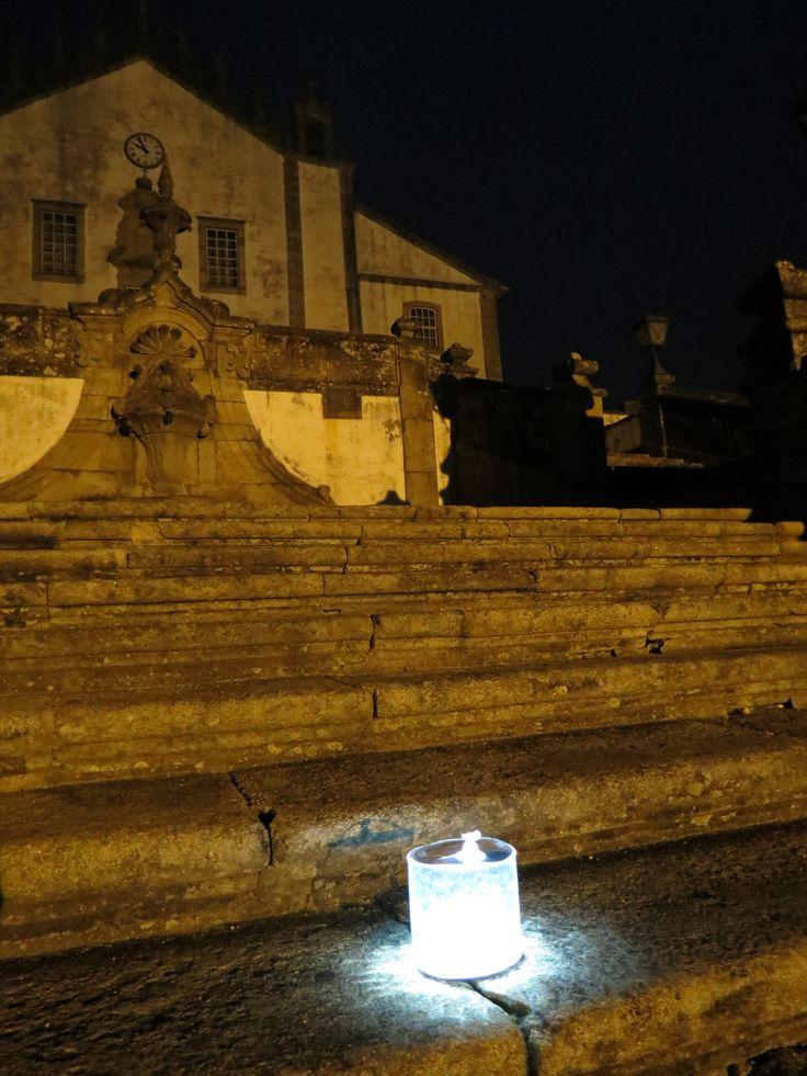 Luci, na Igreja Misericóridia - Santa Maria da Feira | http://www.yonos.pt/pt/produtos/iluminacao