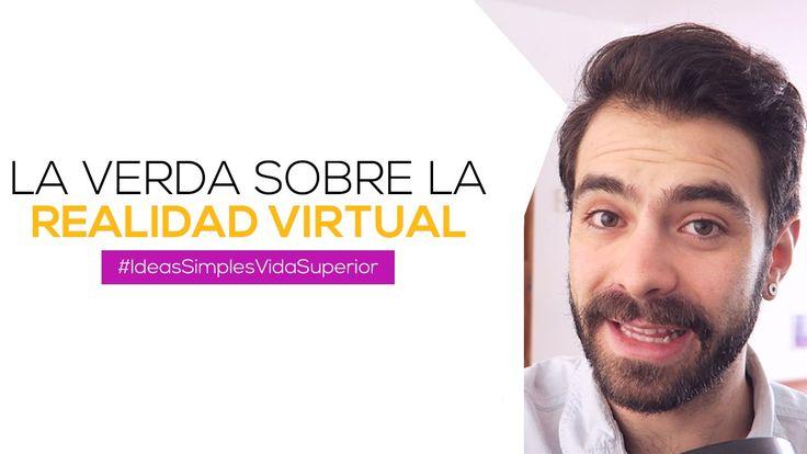 Realidad o Simulación (la verdad sobre la realidad virtual) || Carlos Re...