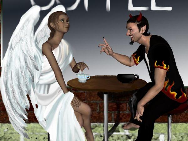17 Best Images About Good Vs Evil On Pinterest