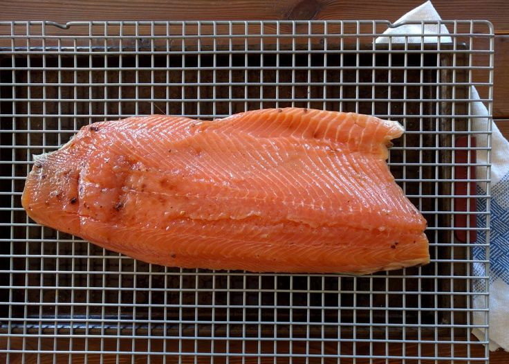 Chipotle Vanilla Smoked Salmon + National Nutrition Month® 2016, via Heather Goesch Nutrition
