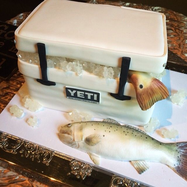 This is one cool yeti!