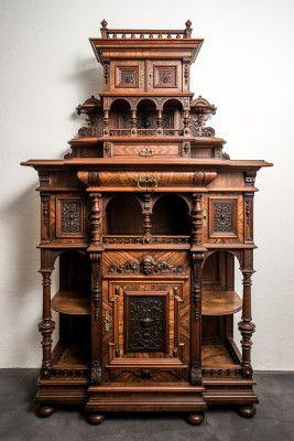 gruenderzeit berlin 45 cabinet pinterest antique. Black Bedroom Furniture Sets. Home Design Ideas