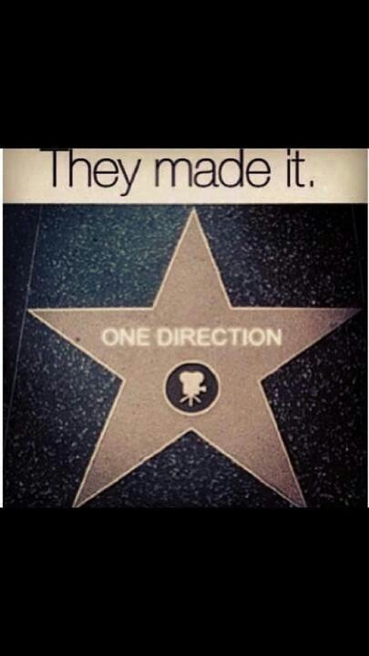 I'm so proud of them. They've come so far so fast. People say they aren't role models but they really are.