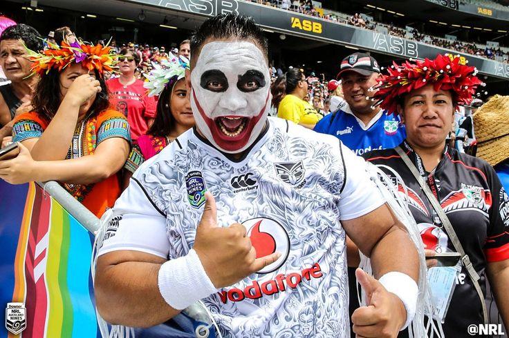 Jokes on you if you weren't at the #NRLAKL9s. #fans #NRL
