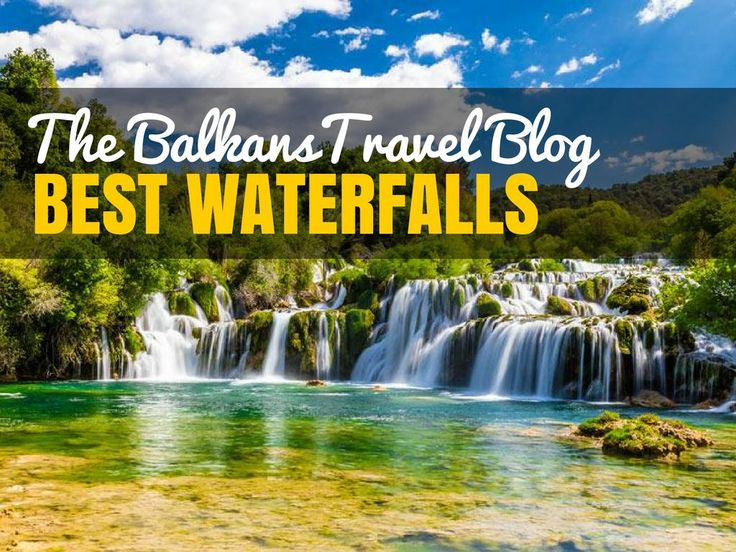 Chasing Famous Waterfalls in the Balkans Balkans Travel Guide - Chasing the Donkey