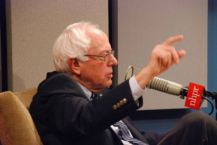 """If Elected, Here's How Bernie Sanders Would Choose His Supreme Court Nominees 