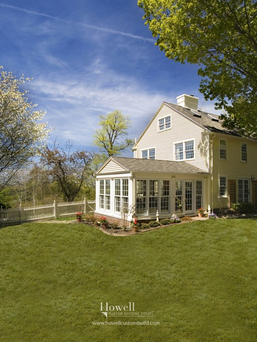9 best images about timber frame renovations and for Timber frame sunroom addition