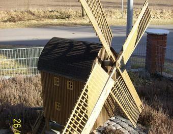 Gartenwindmühle 2 Windmühle,Gartenwindmühle,Windmühlenmodell