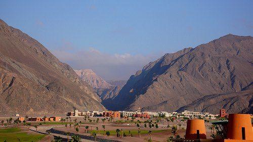 Taba heights resort, Sinai Peninsula