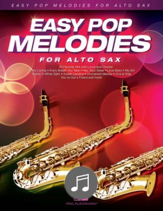 Easy Pop Melodies: for Alto Sax on Scribd