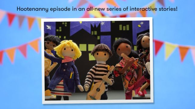 Learn about the different parts of a song in Sunny's Hootenanny, a new Windy & friends appisode from Loud Crow, now on iTunes, Google Play & Amazon