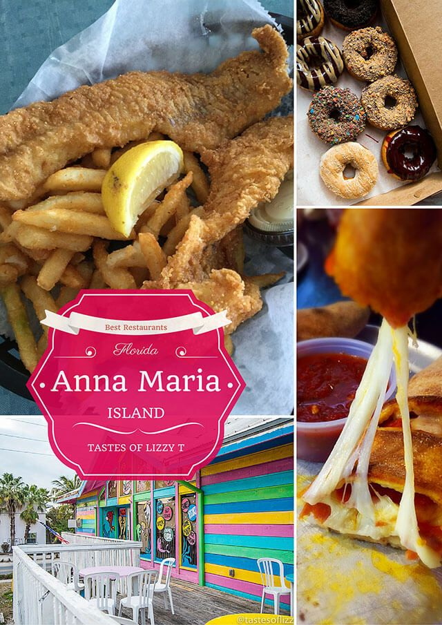 Vacationing on Anna Maria Island? Here you'll find our suggestions for the best restaurants on AMI. From donuts to fish & chips, your family will all find something to love.