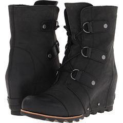 Sorel Womens Joan of Arctic Wedge Mid Boot by Sorel #winterboots #boots #waterproof $240.00