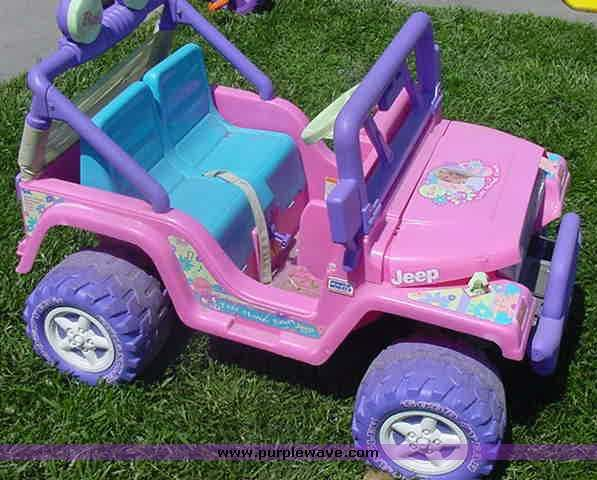 Power Wheels Barbie Jeep | My babies' favorite toys ...