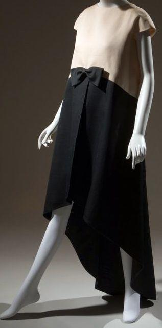 Balenciaga - Vintage - Robe 'Faux Ensemble' - 1968