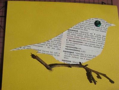 Sanomalehtiviikko: lintu