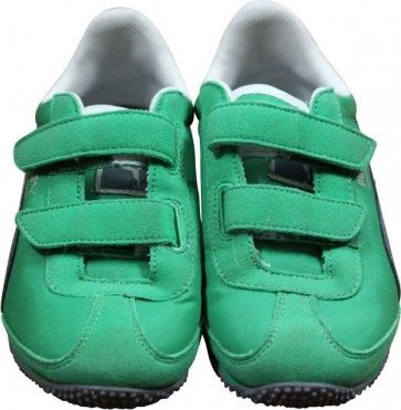 Puma Whirlwind Velcro Sneakers Size 12 Little Kids