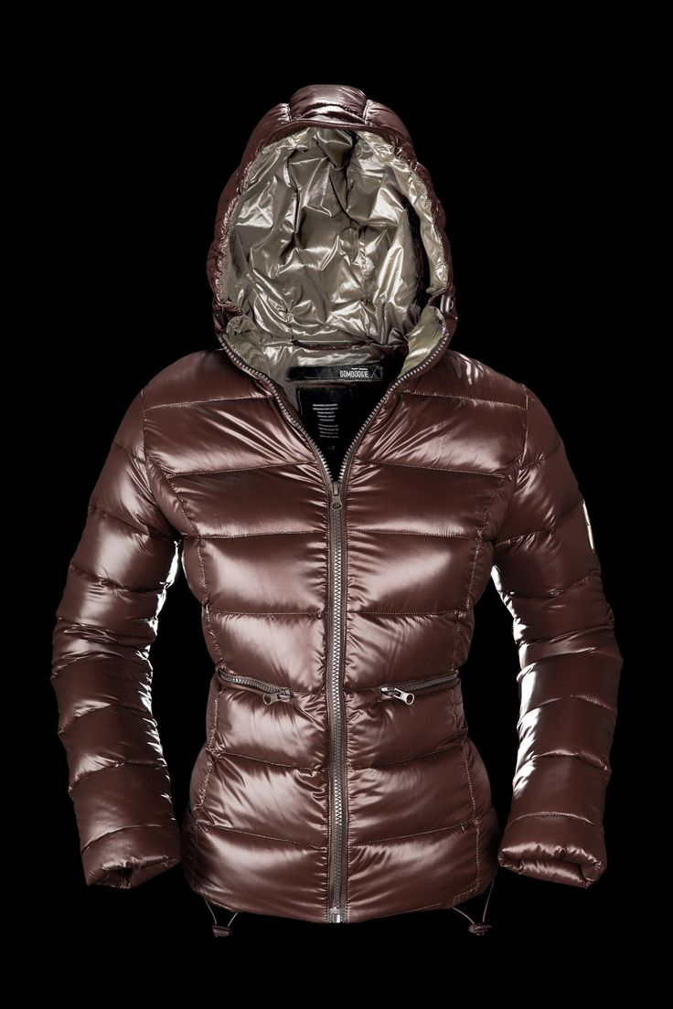 #jackets #Woman #WATERPROOF #giacca #piumino #giubbotto #Bomboogie