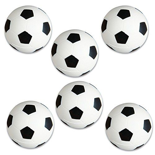 TwiceBooked Soccer Stress Reducer Bouncing 25 Squeeze Ball ** You can find more details by visiting the image link.Note:It is affiliate link to Amazon.