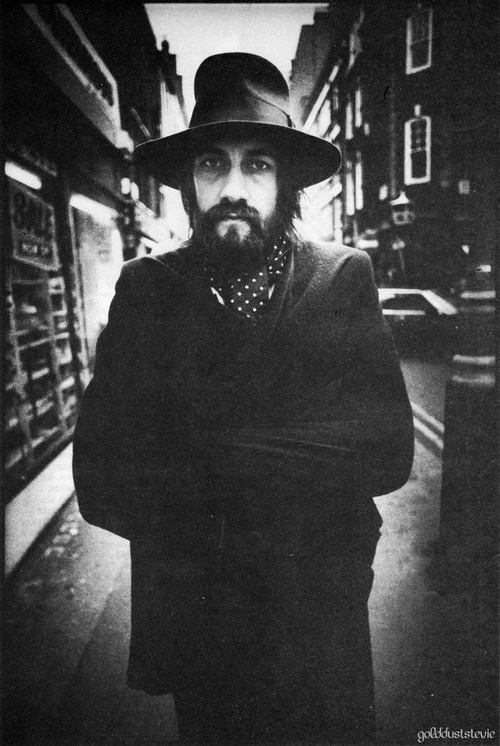 Mick Fleetwood by Anton Corbijn.