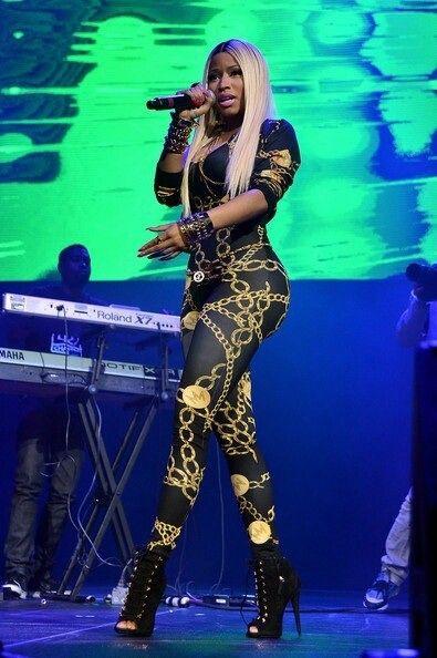 Nicki minaj!!!! love my nicki