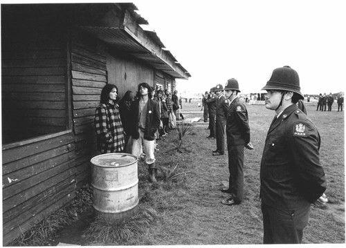 Bastion Point 1978 Marti Friedlander (Maori Land Rights, New Zealand)