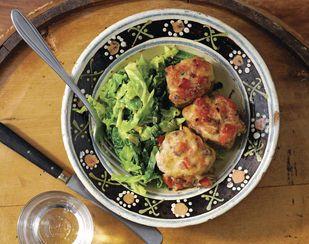 Médaillons de porc gratinés au Sbrinz - Base de recettes - Swissmilk