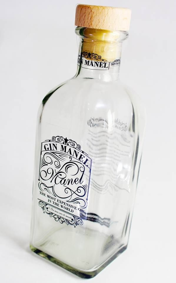 Gin Manel - made in PORTUGAL