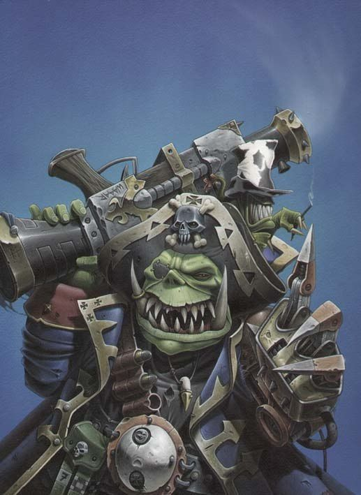 28 best images about ork freebooterz and 40k privateers on for Decor 40k