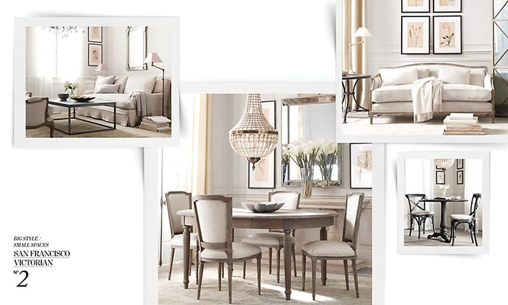 I love this look.  Especially the dining room.