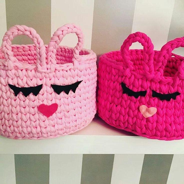 @Regrann from Cestinho cor de rosa para a Páscoa  by @jb_studiocrochet  #handmade #pascoa #homedecor #decor #fioecologico #croche #crochet #crocheting #crochetlove #crochetando #crochetaddicted #yarn #uncinetto #easter #coelhinhodapascoa - #regrann
