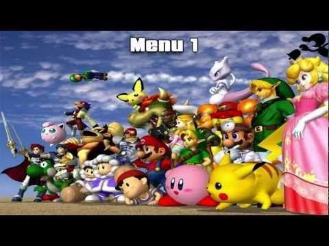 Super Smash Bros. Melee OST