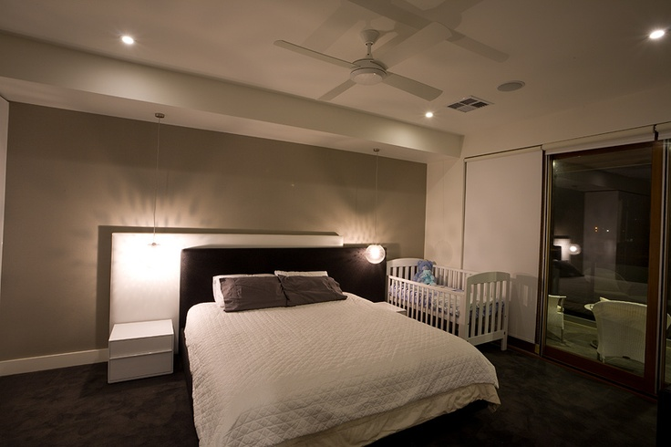 Master Bedroom, Lightsview Terrace Display Home, The Cube.