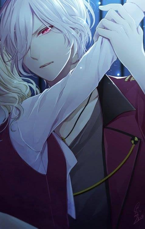 Diabolik Lovers (More Blood)- Yui x Subaru #Anime #Game # ...