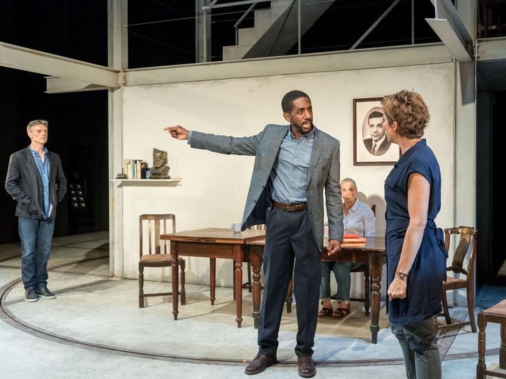 The Intelligent Homosexual's Guide to Capitalism and Socialism With A Key to the Scriptures, Hampstead Theatre, London, review: Massively…