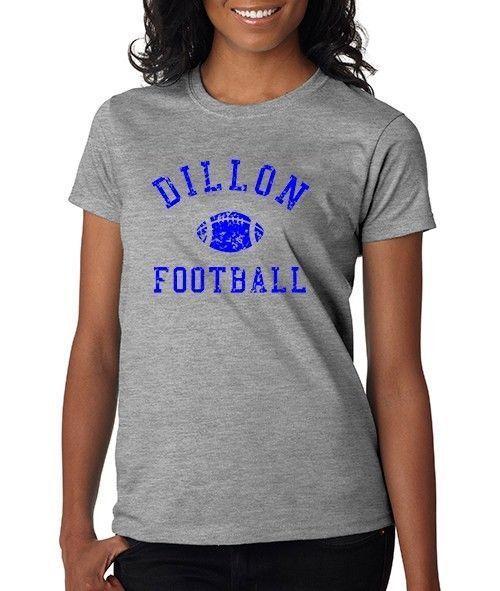 DILLON PANTHERS Football Friday Night Lights TV Show ~ LadiesTee Shirt ~ Texas