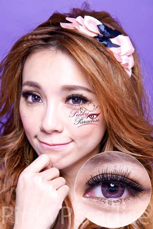Amazing colored contacts, including toric lenses!