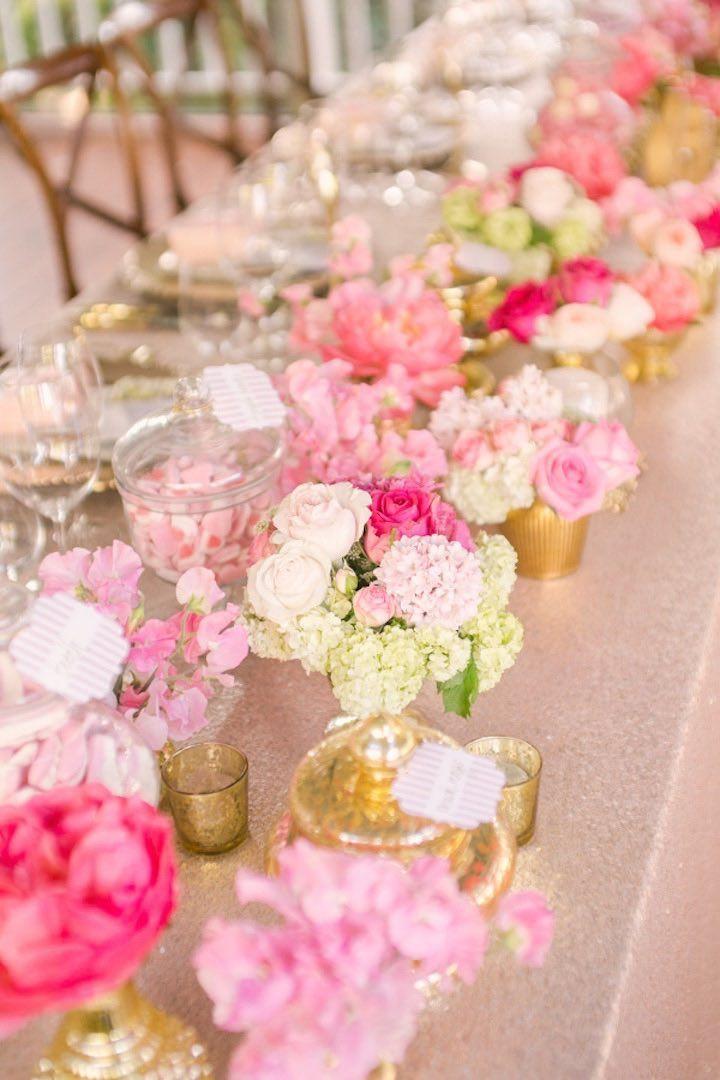 613 best Pink Wedding Ideas images on Pinterest | Wedding bouquets ...