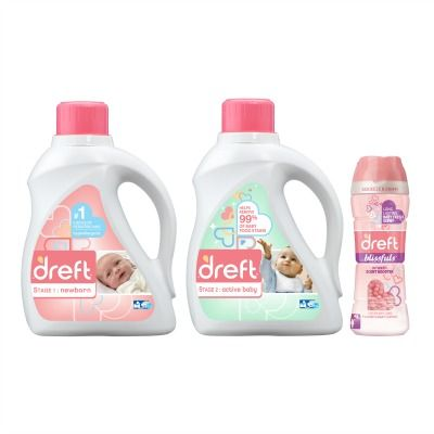 Dreft - The best baby laundry detergent!!!