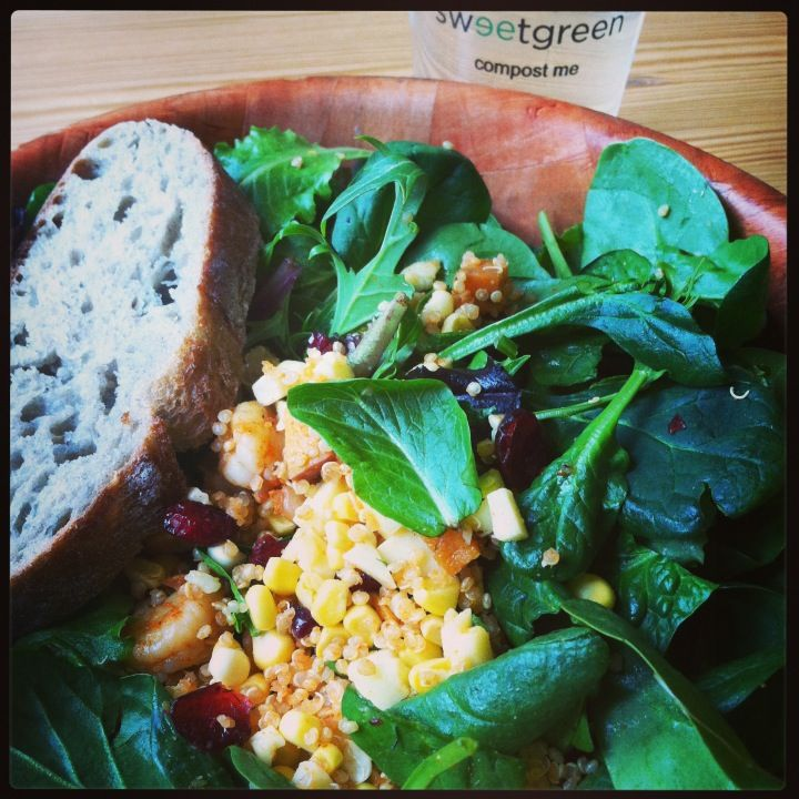 Sweetgreen : 3925 Walnut St Philadelphia, PA http://sweetgreen.com/menu/