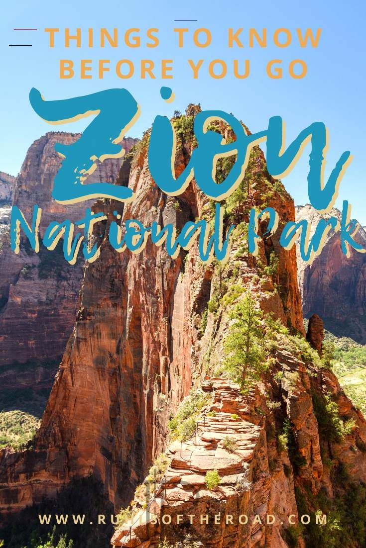 Best Camping Near Zion National Park With Images National