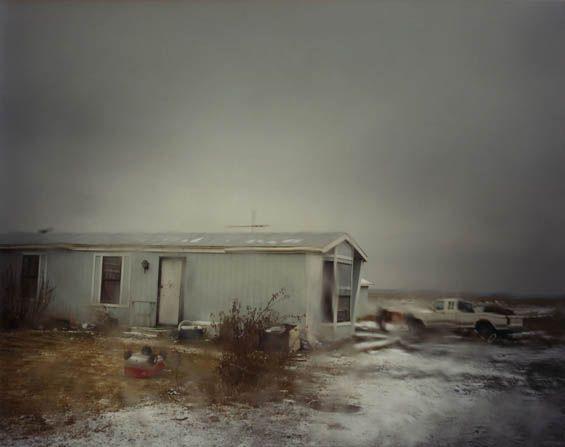 Todd Hido's Lonescapes | Beautiful/Decay Artist & Design